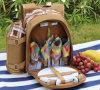 Piscina para 4 Pessoas de poliéster com isolamento térmico mochila piquenique do Resfriador