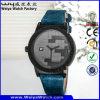 ODM-Form-beiläufige Quarz-Dame-Armbanduhr (Wy-115A)