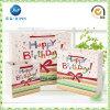 Promoción tarjeta blanca bolsa de regalo de papel (JP-PB017)
