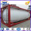 contenitore acido del serbatoio di iso corrosivo chimico del liquido/Sulphic/alcool di 20feet 24/25/26 cbm