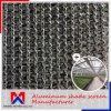 Red de aluminio ignífuga modificada para requisitos particulares de la cortina