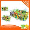 Weiche Innenvergnügungspark-Geräten-Spiel-Zelle für Kinder