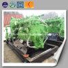 Générateur électrique de gaz électrique de biomasse de puissance de cosse de riz de déchet de bois