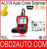 De AutoScanner van Autolink Al319 van de Lezer van de Code van Obdii&Can van Al319