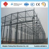 Bâtiment préfabriqué d'entrepôt de structure métallique de construction
