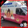 Selling quente Sticker Design para Van