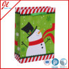 Просто мешки подарка рождества снеговика мешка Jingli бумажного