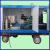 Rondelle à haute pression diesel de nettoyage industriel de tube d'échangeur de chaleur