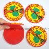 Custom Soft PVC Rubber Beer Coaster