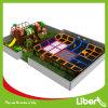 Grande posizione dell'interno unita del trampolino del campo da giuoco di Liben