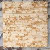 طبيعيّ زخرفيّة نوع ذهب أصفر كومة حجارة قشرة ([سمك-سكب377])