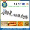 luftgestoßene Imbißnahrung mit füllender Produktionsmaschine der Erdnussbutter