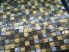 Decorazione di vetro di pietra Ls407 15X15X4 millimetro delle mattonelle della parete del mosaico