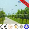 Indice IP IP65 et éclairage de rue Type d'élément capteur IRP Motion solaire lumière
