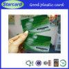 Impressão em cartão de plástico de cor completa