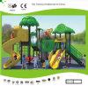 Kaiqiの子供の中型の森林シリーズ運動場装置(KQ30045A)