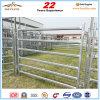 Bétail galvanisés de système de transport de bétail clôturant des panneaux