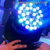 36*5W 크리 사람 소형 LED 이동하는 맨 위 단계 빛