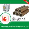 Adhésif pour tube de papier à base d'eau écologique