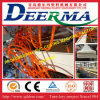 Panneau de plafond PVC Extrusion extrusion de plastique / Ligne de la machine