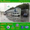 Prefabricated 또는 강철 Frame/2 층 또는 이동할 수 있는 임시 또는 살아있는 집 디자인