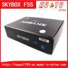 Voller HD Digital Satellitenempfänger Skybox F5 des ursprünglichen VFD Bildschirm-