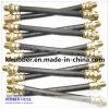 SAE100r2 souples en caoutchouc flexible de frein hydraulique