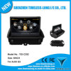 2DIN Autoradio Car DVD для Audi Q3 с GPS, Bt, iPod, USB, 3G, WiFi (TID-C292)