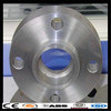 Sw ASME B16.5 Bridas de acero inoxidable