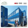 Camera prefabbricata portatile del contenitore di colore blu per il dormitorio/ufficio degli operai