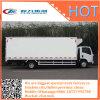 Camion de cadre de réfrigérateur d'Isuzu 4X2 15mt LHD