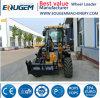 Eoguem Zl12 1.2ton Mini/Small Rad-Ladevorrichtungs-Bauernhof-Ladevorrichtung in China