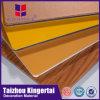 El panel de madera compuesto de aluminio de la azotea del revestimiento del coste de Alucowork para las paredes
