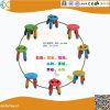 De Plastic Ronde Kruk van kinderen met Dierlijk Ontwerp