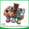 Commerce de gros tissu or brillant Sequin Sequin Ruban de chaîne de fraisage