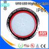 130lm/W IP67 chegou a Nova Luz de Alta Qualidade OVNI Highbay LED