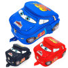 Модный автомобиль мультфильм девочек и мальчиков школьные сумки рюкзак