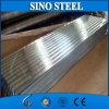 Hoja de acero acanalada galvanizada sumergida caliente de SGCC
