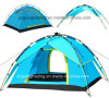 Automatic ao ar livre Polyester Camping Tent para 3 - 4 Persons (JX-CT023-2)