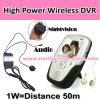 2.4G Wireless Camera с 50m Transmit Distance