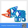 Bloc de construction en plastique magnétique fixé pour la promotion de cadeaux