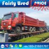 Autocarro con cassone ribaltabile utilizzato di 6X4 Sinotruck HOWO del camion utilizzato HOWO