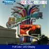 Pantalla LED de exteriores P10 en la pantalla LED fijo video wall