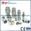 Accoppiamento rapido di iso (acciaio) ed accoppiatore rapido idraulico inossidabile