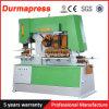 Trabalhador do ferro da máquina de perfuração do furo da máquina de estaca da barra Q35y-30 redonda