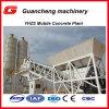 25m3/H de nieuwe Gemakkelijke Voorwaarde stelt Mobiele Concrete het Groeperen Installatie in werking
