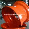 미끄럼 수송아지 소형 바퀴 로더를 위한 산업 포크리프트 바퀴