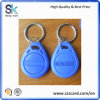 Tarjeta sin contacto modificada para requisitos particulares de Keychain RFID del control de acceso