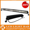 288 doppeltes Row Curved 50inch LED Light Bar, Radius CREE LED Light Bars weg von Road für 4X4, Jeeps, Trucks
