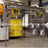 Aufhänger-Haken-abschleifendes Strahlen-Gerät